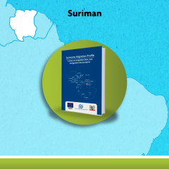 Suriname Migration Profile. A study on emigration from, and immigration into Suriname. OIM / FIAPP (2015)
